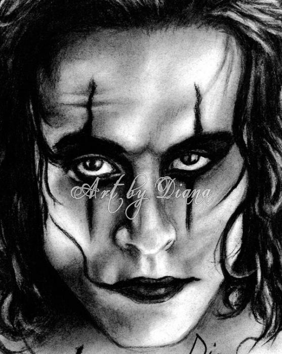Brandon Lee por Vampire-Countess